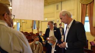 Bicon Mastermind-Treffen in Italien