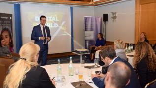 Align Technology Pressekonferenz in Köln