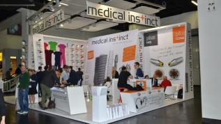 Medical Instinct® Deutschland GmbH auf der IDS 2017