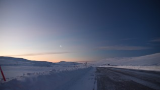 Dental Arctic Ralley: 8.000km, 9 Tage, 10 Länder, minus 40 Grad