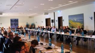 20. Treffen der ITI Sektion Deutschland in Geisenheim–Johannisberg