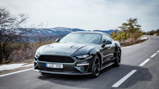 FORD MUSTANG BULLITT™ SONDEREDITION