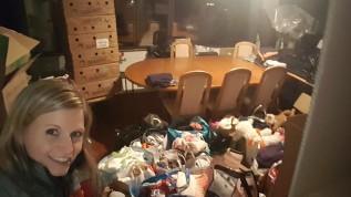 Bella Risa: Wie aus Zahnbürsten Möbel wurden