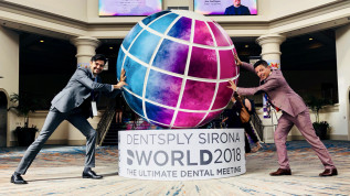 Dentsply Sirona World 2018