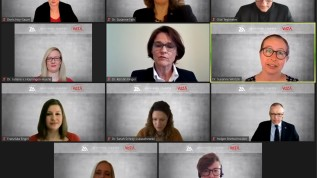 Kooperation: Bundesweite Zusammenarbeit von DIE ZA und Dentista e.V.
