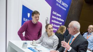 """BLUE SAFETY ist Partner des Kongresses """"Alles außer Zähne"""""""