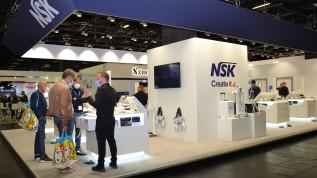 NSK Europe auf der IDS 2021