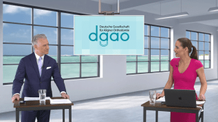 1. Virtueller DGAO-Wissenschaftskongress für Aligner Orthodontie