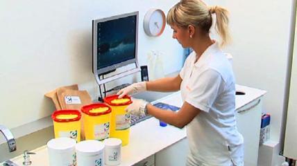Entsorgungskonzept des Dentalfachhandels