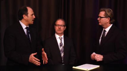 Interview mit Prof. Dr. Gutknecht und Leon Vanweersch