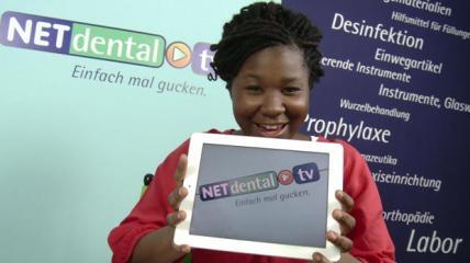 NETdental iPad-Gewinnspiel