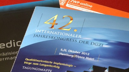 42. Internationaler Jahreskongress der DGZI