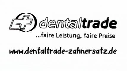 dentaltrade in drei Minuten - für Zahnärzte