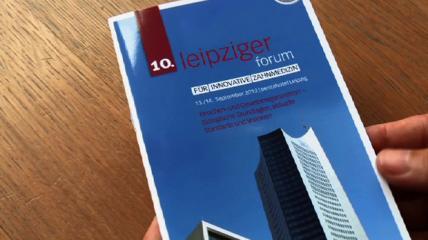 10. Leipziger Forum für Innovative Zahnmedizin