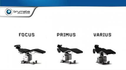 brumaba: Operationstische FOCUS, PRIMUS & VARIUS