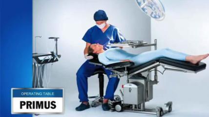 brumaba: Operationstisch PRIMUS