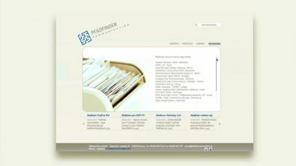 Pfadfinder Kommunikation Homepage