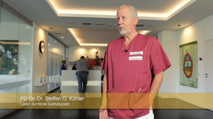 Klinik Garbatyplatz Berlin