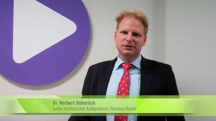 Die Menschen hinter cara: Dr. Norbert Ueberueck