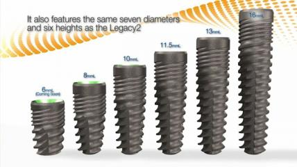 Implant Direct: Das Legacy™ System