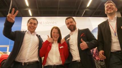 dent.talents. Die neue Marke für Studenten und Existenzgründer