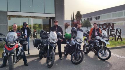 Phibo® Motorradtour 2015