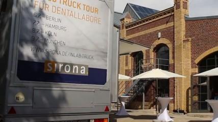 Sirona: Die inLab Truck Tour 2015