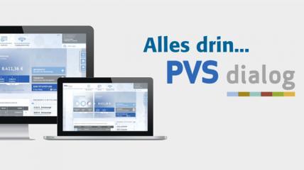 PVS dental – jetzt mit neuem Online-Portal PVS dialog