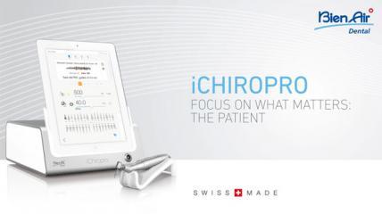 iChiropro mit der neuen Video App 2.2