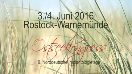 Vorschau auf den Ostseekongress 2016