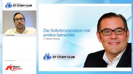 Nobel Biocare Webinar - Die Sofortimplantation mal anders betrachtet