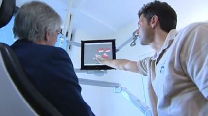 EVIDENT 3D Vision für Zahnärzte – Befund, Planung und Präsentation in 3-D