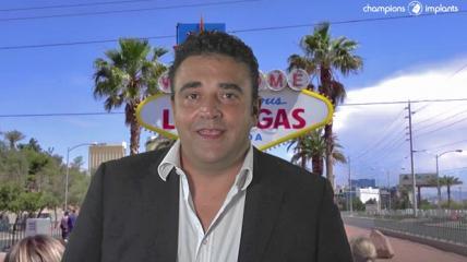 Champions Implants lädt zum Kongress nach Las Vegas ein