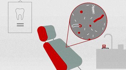 Saniswiss Automat aHP: Effektive Raumdesinfektion