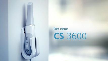 CS 3600 Intraoralscanner - Detailreiche Bilder für die Diagnose