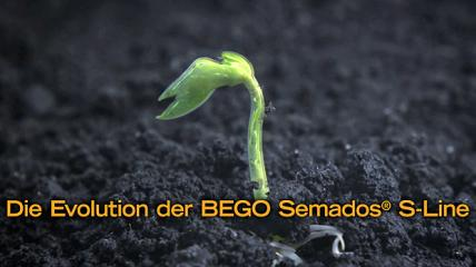 Die Evolution der BEGO Semados® S-Line