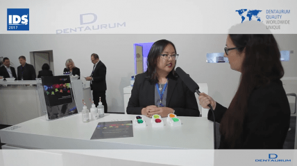 Dentaurum-Interview zum Thema Orthocryl® mit Lan Ho
