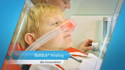 Baldus® Analog – Der sichere Lachgasmischer