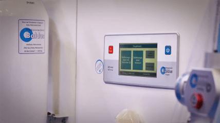 Baldus Touch – eine neue Generation der Lachgassedierung
