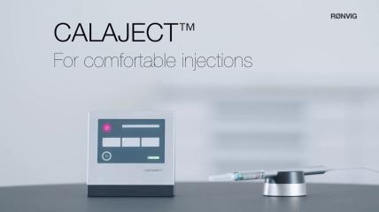 CALAJECT™ – So einfach geht Anästhesie