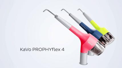Das neue KaVo PROPHYflex 4