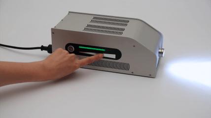 DIOX – externe LED-Beleuchtung für Mikroskope