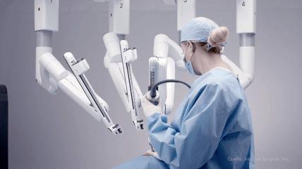 Dr. Roboter – Elektronische Chirurgen im OP der Zukunft?