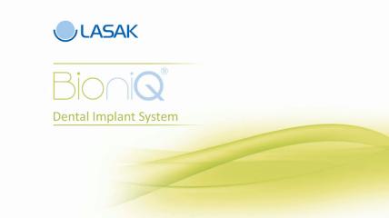 Einzelzahnversorgung mit BioniQ System