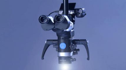 Flexion Dentalmikroskop, eine Klasse für sich