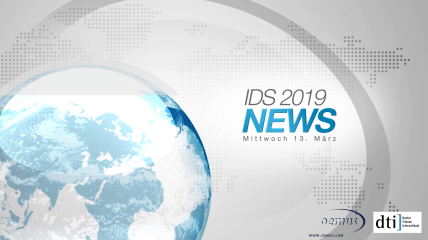 Internationale Dental-Schau – today Newsflash 13. März 2019