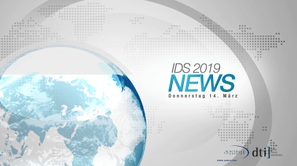 Internationale Dental-Schau – today Newsflash 14. März 2019