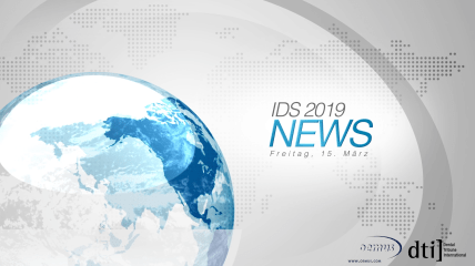 Internationale Dental-Schau – today Newsflash 15. März 2019