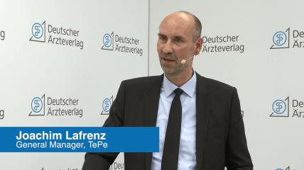Joachim Lafrenz über die Bedeutung von Jürgen Vogel als Markenbotschafter für Interdentalreinigung