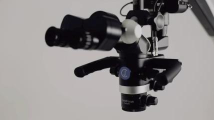 """Licht auf den Punkt gebracht – Das Dental Mikroskop """"Flexion"""""""